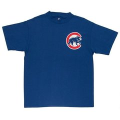 Chicago Cubs Majestic MLB Replica Adult T-shirt