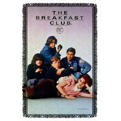 The Breakfast Club Post Woven Throw Blanket