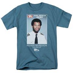 Airplane Roger Murdock T-shirt
