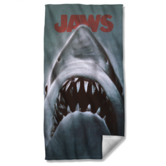 Jaws Shark Beach Towel