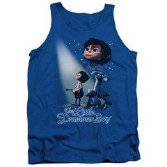 Christmas Little Drummer Boy Tank Top T-shirt