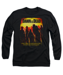 Dawn of the Dead Title Adult Long Sleeve T-shirt