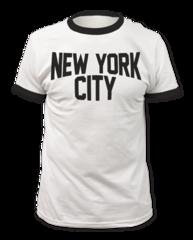 New York City Ringer T-shirt
