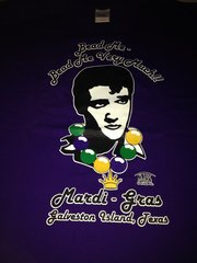 Mardi Gras Bead Me Bead Me Very Much Sweatshirt