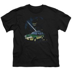 Jurassic Park Turn it Off Youth T-shirt