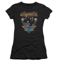 Aerosmith Triangle Stars Junior T-shirt