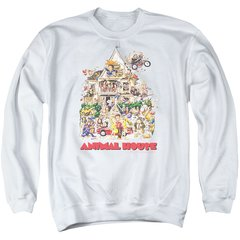 Animal House Poster Art Crew Neck Sweatshirt