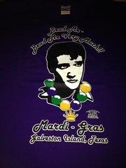 Mardi Gras Bead Me Bead Me Very Much Long Sleeve T-shirt