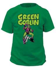 Green Goblin Green Goblin Adult T-shirt