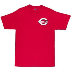 Cincinnati Reds Majestic MLB Adult Replica T-shirt