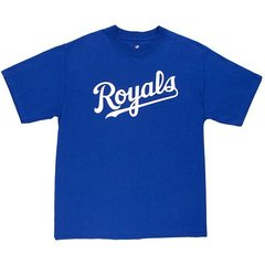Kansas City Royals Majestic MLB Adult Replica T-shirt