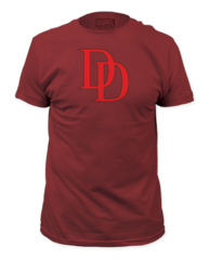Dare Devil Logo Adult T-shirt