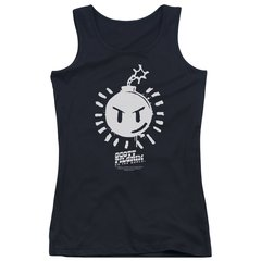 Scott Pilgrim vs The World Sex Bomb OMB Logo Junior Tank Top T-shirt