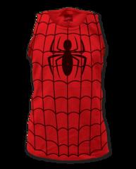 Spiderman Suit Adult Tank Top T-shirt