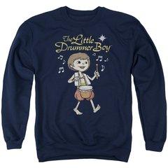 Christmas Little Drummer Boy Starlight Crew Neck Sweatshirt