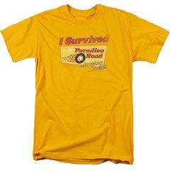 American Graffiti Paradise Road T-shirt