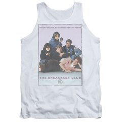 The Breakfast Club Poster Tank Top T-shirt