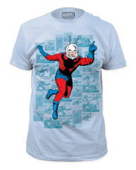 Ant-Man Comic Panels T-shirt