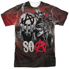 Sons of Anarchy Reaper Ball T-shirt