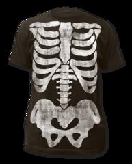 X-Ray Skeleton T-shirt