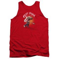 Scott Pilgrim vs The World Scott Poster Tank Top T-shirt