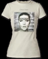 Debbie Harry Koo Koo White Short Sleeve Junior T-shirt
