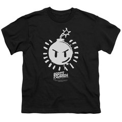Scott Pilgrim vs The World Sex Bomb OMB Logo Youth T-shirt