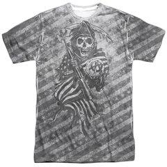 Sons of Anarchy Black Oyster Club T-shirt
