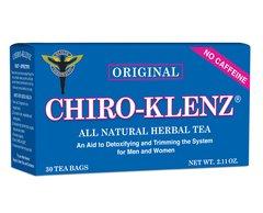 Chiro-Klenz All Natural Herbal Tea