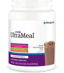 Ultra Meal - Natural Dutch Chocolate Flavor
