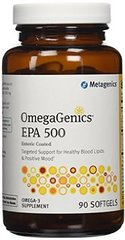 OmegaGenics EPA 500 Concentrate - Enteric Coated