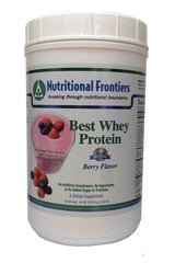 Best Whey Protein - Berry Flavor