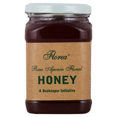 Florea Ajwain Floral Raw Honey 500 gms