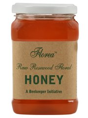 Florea Rosewood Floral Raw Honey 500 gms