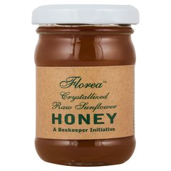 Florea Raw Crystallized Sunflower Honey 150 gms