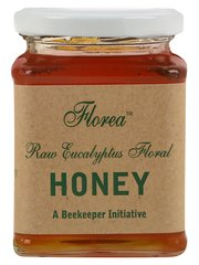 Florea Eucalyptus Floral Raw Honey 350 gms