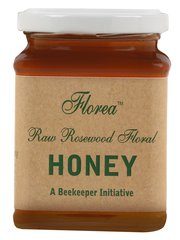 Florea Rosewood Floral Raw Honey 350 gms