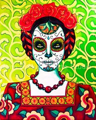 """Carmen Maria"" 12x16 digital print"
