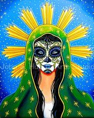 """Esperanza"" 12x16 Digital Print"