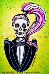 Pink Hair Gaga