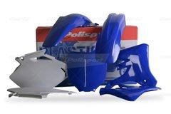 Polisport 2003-2005 Yamaha YZF250/450 Complete Plastic Kit