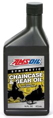 Amsoil Synthetic Chaincase & Gear Oil 473ml bottle