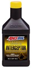 Amsoil Interceptor Synthetic 2-Stroke Oil 946ml bottle