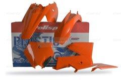Polisport KTM 85SX 2006-2012 Complete Plastic Kit 2006-2010 OEM Colour