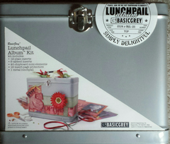 BasicGrey Lunch Pail Album Kit