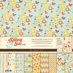 On the Sunny Side My Mind's Eye Paper Kit