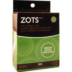 Zots Medium Clear Adhesive Dots