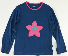 girls long sleeve starfruit t