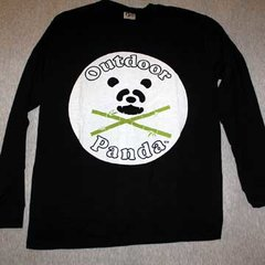 Men's Outdoor Panda - Panda Bamboo T