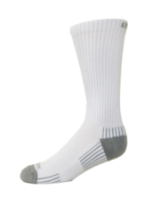 adult bamboo athletic crew socks